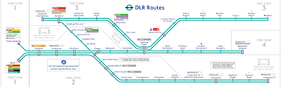 Nova Map Comet And Nova News Nova Welcomes London Docklands Light Railway