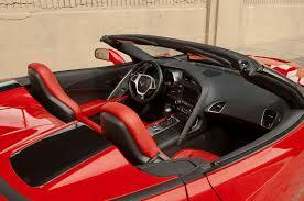 corvette stingray 2014 interior 2014 chevrolet corvette convertible interior photo 64684478
