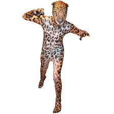 Leopard Halloween Costume Kids Kids Morphsuits Kids Fancy Dress Morph Costumes Uk