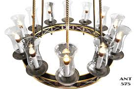 12 Bulb Chandelier Vintage Mid Century Large Bare Bulb Ceiling Chandelier 12 Light