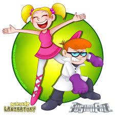 dexter u0027s laboratory cartoon chaos deviantart