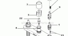 repair delta kitchen faucet single handle fetching delta kitchen faucet repair manual opulent kitchen design