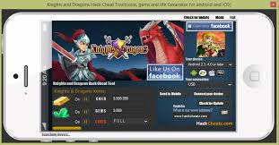 knights and dragons modded apk knights and dragons hack tool coins gems and generator