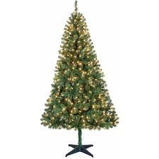 time pre lit 6 5 pine artificial tree