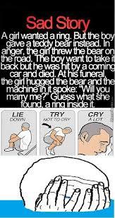 Sad Memes About Love - sad love story by junaid786 meme center