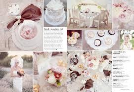 Wedding Flower Magazines - featured in wedding flowers uk magazine team hair u0026 makeup