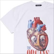 Human Anatomy T Shirts Cliff Edge Rakuten Global Market Undercover The Organs Tee T