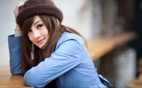 korean girl wallpaper cute korean girls with hat cute korean girl wallpaper collection
