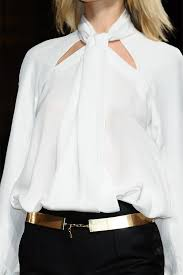 dressy white blouses great dressy blouse with fab gold belt and pencil skirt or