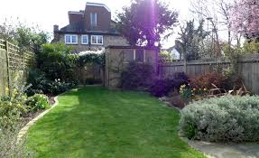 Design Backyard Online by Ideas For Low Maintenance Garden Plants Design Online Landscaping