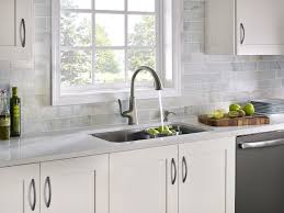 white kitchen cabinets with white and grey countertops get affordable sleek sophisticated fancy countertops for