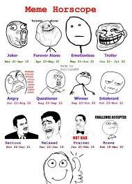March Birthday Memes - birthday meme horrorscope oro jackson