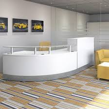 Reception Desk Curved Range Reception Desk Curved