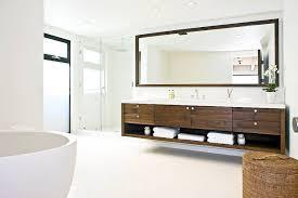 Floating Bathroom Cabinets Los Angeles 72 Inch Vanity Bathroom Transitional With Coastal