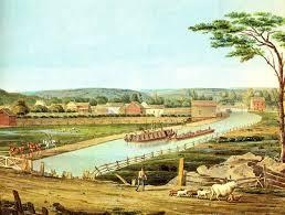 the erie canal u2014 the original economic stimulous plan