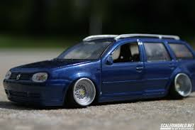 volkswagen jetta custom welly vw jetta wagon scaledworld