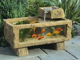 outdoor aquarium is perfect addition to any backyard okeanos
