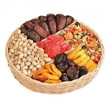 fruit and nut gift baskets 4lb dried fruit nuts gift tray arizona pistachios trail mix