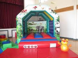 secondhand bouncy castles single castles 10