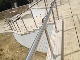 Banister Kits Wire Balustrade Kits Wire Design For Decking And Stair Balustrades