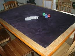 how to make a poker table poker table