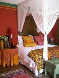 bedroom moroccan interior with pink decor also futon sofa and