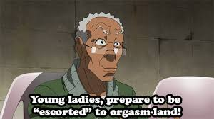 Boondocks Memes - adult swim gif by the boondocks find share on giphy
