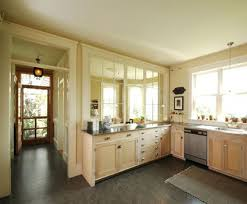 Kitchen Without Upper Cabinets by 17 Best G Layout Kitchen Images On Pinterest Kitchen Ideas