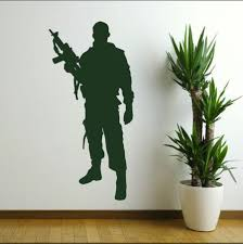 Modern Wall Stickers For Living Room Compare Prices On Soldier Wall Stickers Online Shopping Buy Low