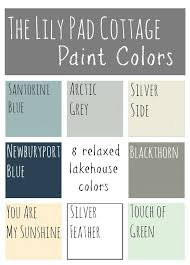 themed paint colors best 25 cottage paint colors ideas on house paint