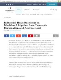 financial advisor resume sample industrial heat says goodbye to rossi new energy times lenr industrial heat says goodbye to rossi