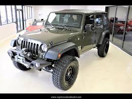 graphite jeep wrangler used cars fort myers fl naples fl naples auto collection