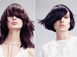 cutting hair so it curves under heritage sassoon