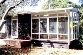 the design files modernist australia mid century beach shack