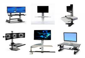 sit stand computer desk best standing desk converters the experts review