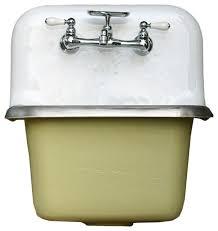 porcelain wall mount sink cast iron wall mount sink sink ideas