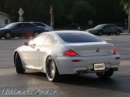 custom m6 bmw bmw m6 custom car gallery orlando fl