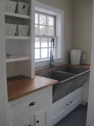 Utility Sinks For Laundry Rooms by I Love The Old Concrete Or Stone Utility Sink It Could Be A Bit