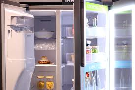 file samsung french door refrigerator with food showcase design