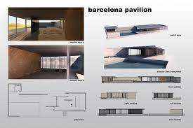 Barcelona Pavilion Floor Plan Colortheory The Anecdotal Goat