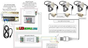rgb led puck lights rgb led ampflifier driver constant current 350ma ch