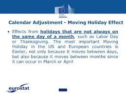 introduction to seasonal adjustment ppt
