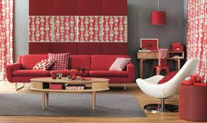 Accent Chair For Living Room Furniture U0026 Accessories Beautiful Design Of Red Sofa In Living