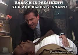 Stanley Meme - the office isms memes