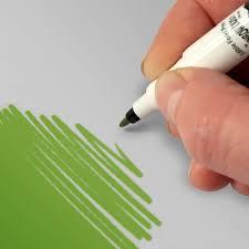 edible pen rainbow dust leaf green edible food pen miss biscuit