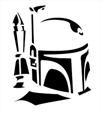boba fett svg free google search svg files pinterest