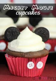 mickey mouse cupcakes mickey mouse cupcakes it s a thing