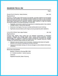 Example Nursing Resumes by Infection Control Nurse Resume Free Resume Example And Writing