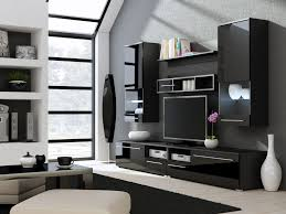 living cozy wall unit designs for dining room picturesque living