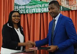chambre nationale des notaires signature de convention entre le ministère des domaines et de l